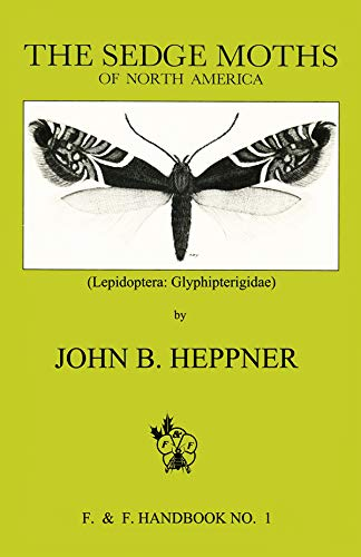 Sedge Moths of North America: The (Lepidoptera Glyphipterigidae) (English Edition)