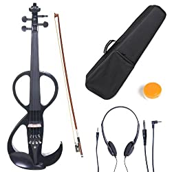 Cecilio CEVN-3BK Electric Violin - Best Cecilio Electric Violins