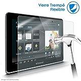 KARYLAX Protection d'écran Film en Verre Nano Flexible pour Tablette Polaroid Infinite 10.1 Pouces
