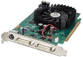 Palit GeForce 8600GT 512MB ddr2PCI Express (PCI - E)デュアルDVIビデオカードW/TV出力& HDCPサポート