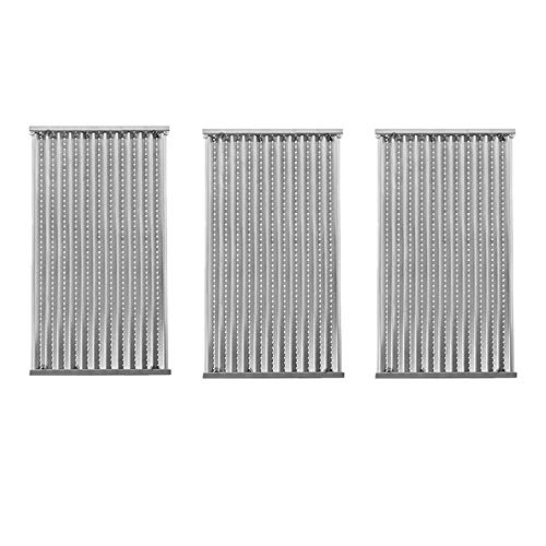 SafBbcue 3 Pack Stainless Steel Cooking Grid for Charbroil 463242715, 463242716, 463276016, 466242715, 466242815