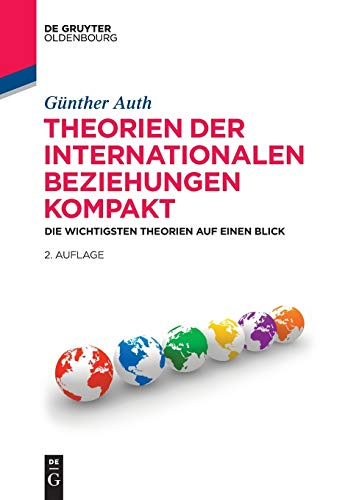 Theorien der Internationalen Beziehungen kompakt: Die wichtigsten Theorien auf einen Blick (Politikwissenschaft kompakt)