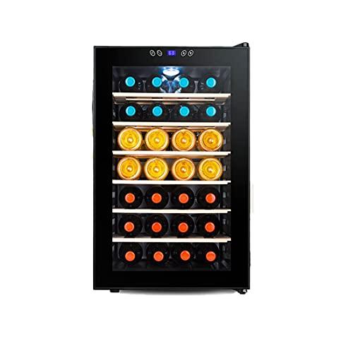JYXJJKK Vinoteca refrigerada Barra de Vino electrónico refrigerador refrigerado Vino Tinto Grande Capacidad de Vino refrigerador de Vino refrigerado refrigerador refrigerador