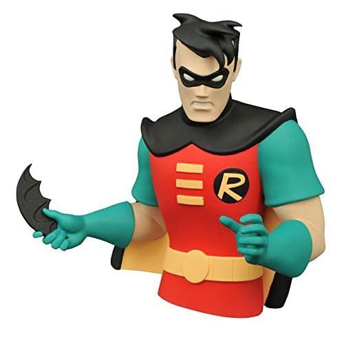 Batman Animated Series Robin Bust Bank