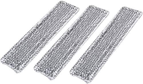 Flexble 3 Mikrofaser-Moppbezug für Kärcher WV-Sprühflaschen mit Klettverschluss WV 5 Premium WV 2 Premium (Plus), WV 5 Premium (Plus) 2.633-130.0