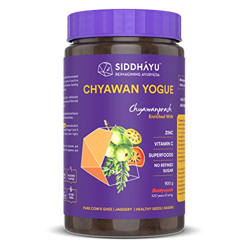 Siddhayu Chyawan Yogue