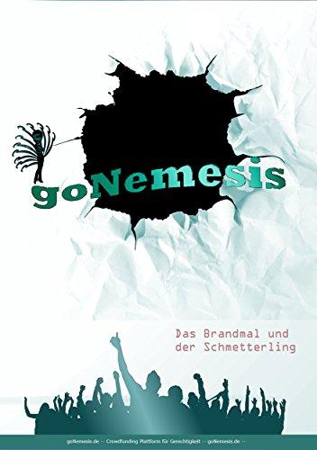 goNemesis - Das Brandmal und der Schmetterling - neu Krimi Bestseller Thriller 2016