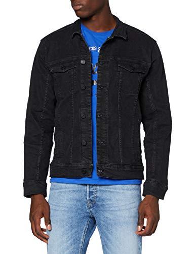 BLEND 20710737 Chaqueta de jean, 200297, XL para Hombre