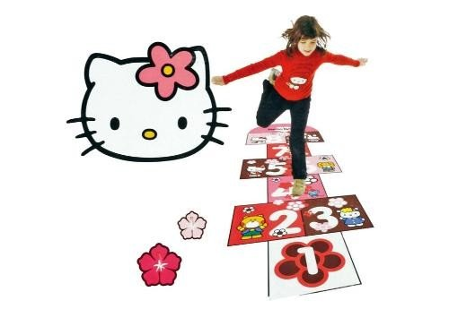Hello Kitty - Parchis