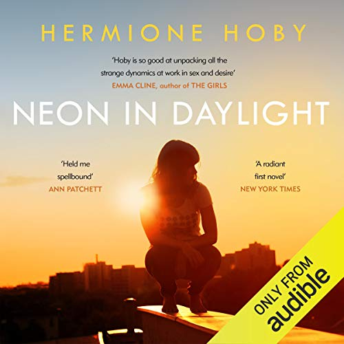 Neon in Daylight audiobook cover art