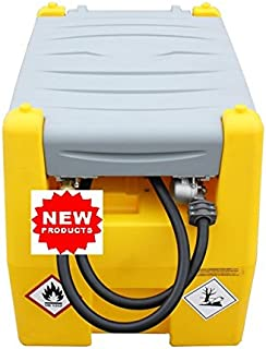 Best 50 gallon portable diesel fuel tank Reviews