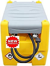 Emiliana Serbatoi Carrytank 58 Gallon Portable Diesel Container with Electric Pump