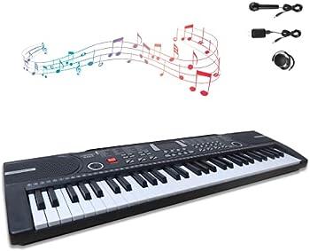Landzo 61 Key Portable Electronic Keyboard