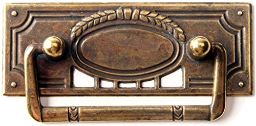 Antikmöbel Griff Schlüsselschild (2550)