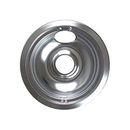 ForeverPRO WB31X5010 6 Inch Small Drip Pan for GE Range 340747 4 AH244466 DP101