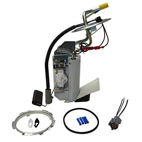Fuel Pump Sender Assembly SP2007H for 1991-1996 Ford F Super Duty V8-7.5L, for 1991-1997 Ford F-150 L6-4.9L, for 1991-1997 Ford F-350 V8 (After Axle Tank; Steel Tank; 18 Gal) FP2159M