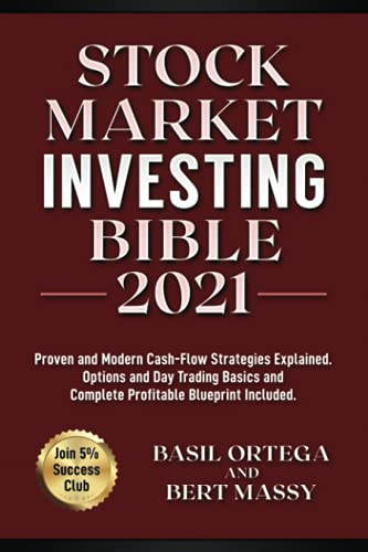 41wjWiedP0S. SL500  - Stock Market Investing Bible 2021: Join 5% Success Club. Proven and Modern Cash-Flow Strategies Explained. Options and Day Trading Basics and Complete Profitable Blueprint Included. (Investing World)