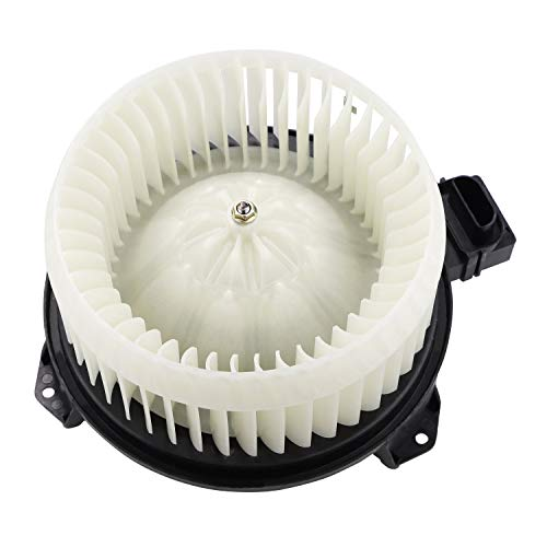 Youxmoto 700194 HVAC Blower Motor Assembly with Fan Cage for 2006-2011 Honda Civic, 2007-2011 Jeep Wrangler Replaces 79310-SNA-A01 79310SNAA02 68004195AA