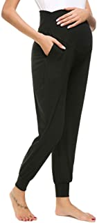 Liu & Qu Maternity Women's Casual Pants Stretchy Comfortable Lounge Pants