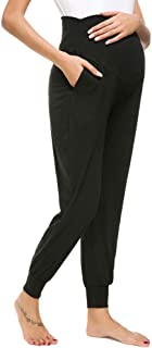 Maternity Women's Casual Pants Stretchy Comfortable...