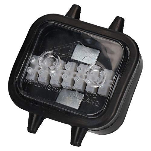 AB Tools Trailer Lighting Electrics Rubber Junction Box 8 Way Waterproof PMG UK Made