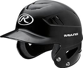Rawlings RCFTB Coolflo NOCSAE T-Ball Molded Helmet, Black, 6 1/4 – 6 7/8