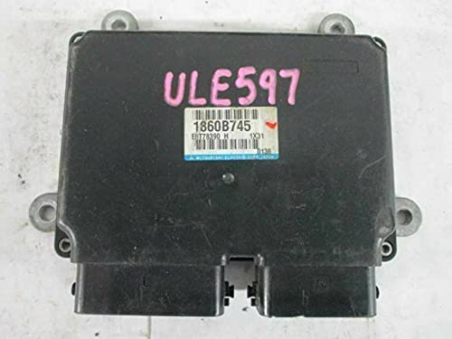 REUSED PARTS 2012 Free Shipping New Mitsubishi Special price for a limited time Outlander Engine Control Modu Sport