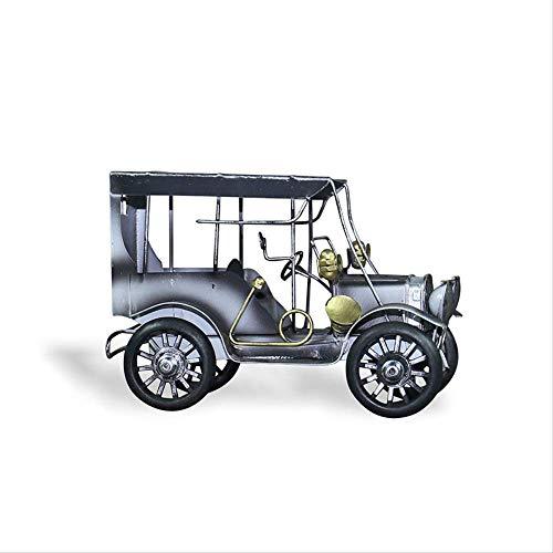 GIAO Amerikaanse land ijzer auto model swing slee metalen ambacht pendating