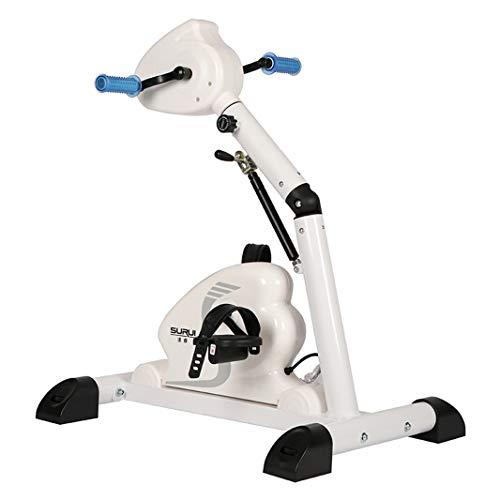 LWF Bicicleta estática reclinada con Resistencia, máquina de rehabilitación eléctrica, Bicicleta de Pedal Interior, Equipo de Ejercicios para Personas Mayores y Ancianos