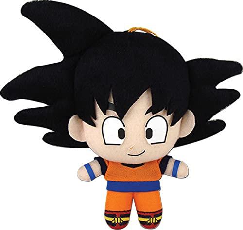 Great Eastern Entertainment GE52104 Dragon Ball Z – SD Goku dragonball_z - Peluche da collezione, 15 cm