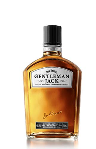 Jack Daniel`s Gentleman Jack Tennessee Whiskey (1 x 0.7l), 40% Vol.