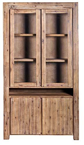 Buffetkast Tifany | Grijs | 200 x 110 x 45 cm | Furn4All