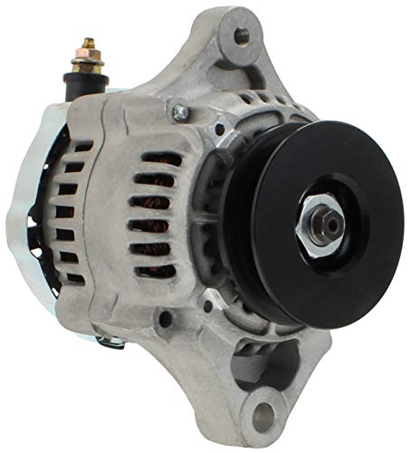 New Premium Mini Alternator 16 Volts 70 Amps! fits Denso Hot Rod Race Cars 1-Wire Self- Excited Compact Frame Design Light Weight! for Racing Applications SBC BBC Race Car Street Rods 100211-1661