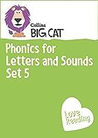 Phonics for Letters and Sounds Set 5 (Collins Big Cat Sets)