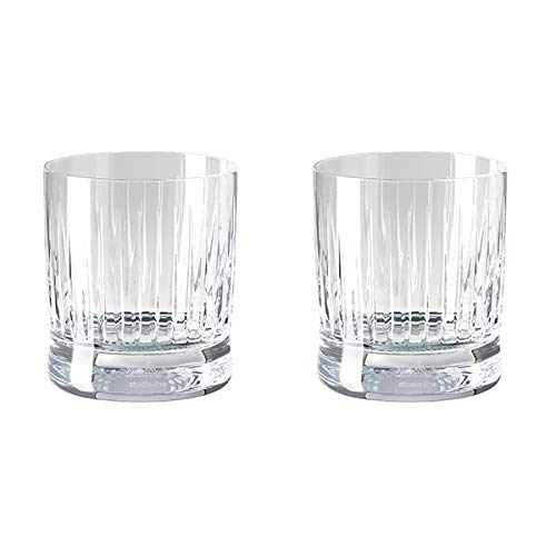 Rosenthal - Set di 2 bicchieri da whisky in vetro - Dandelion - taglio
