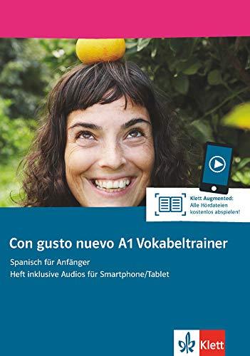 Con gusto nuevo A1: Spanisch für Anfänger. Heft inklusive Audios für Smartphone/Tablet