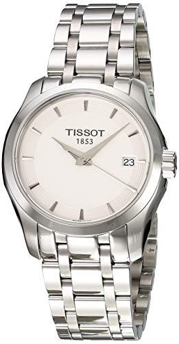 Tissot Couturier Lady – Reloj (Reloj de Pulsera, Femenino, Acero