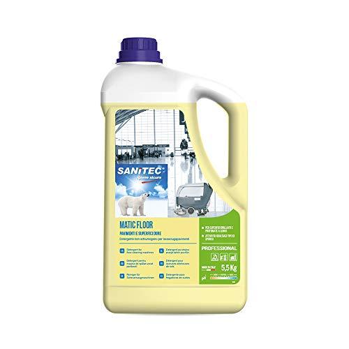 Matic Extra - Detergente per Lavasciuga Pavimenti Super Sgrassante - 5,5 kg