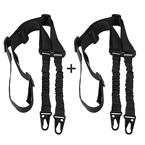 Accmor 2 Point Rifle Sling Extra Long Gun Sling Traditional Sling with...