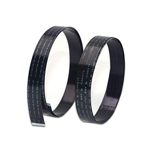 Reparar el cabezal de impresión 2pc Prueba OK Cable de cabeza de impresión Ajuste para HP 932 933 Cabeza de impresión Fit para HP 7110 7510 7512 7612 6700 7610 7612 6600 6800 6060 Impresora