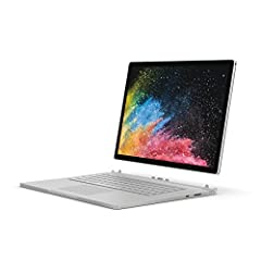 Microsoft Surface Book 2 Features a 8th generation Intel Quad Core i7 Processor, 512 GB of storage, 16 GB RAM, and up to 17 hours of video playback Enhanced Graphics performance with NVIDIA GeForce GTX 1060 discrete GPU w/6GB GDDR5 Graphics Memory Th...