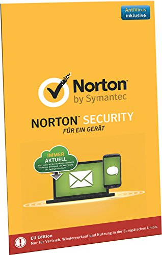 Norton Security - 1 Gerät (PC, Mac, Android, iOS) (Product Key Card) [import allemand]
