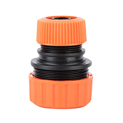 """1/2"""" to 3/4"""" Hose Tap Connector Garden Irrigation Watering Supplies Water Pipe Adapter (10pcs)"""