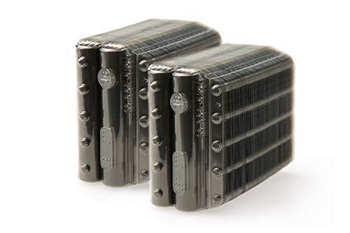 Cartuchos de plástico para Monedas de 0.01 céntimos de Euro - 200 blisters