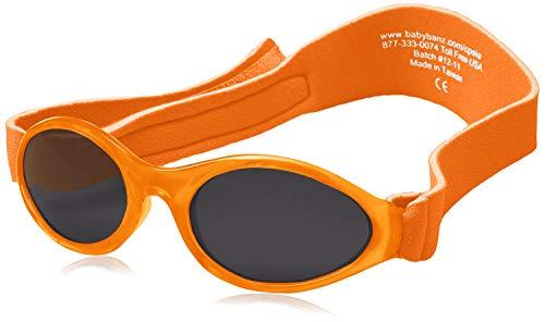 Baby Banz Baby ABKOR Oval Sonnenbrille, Orange