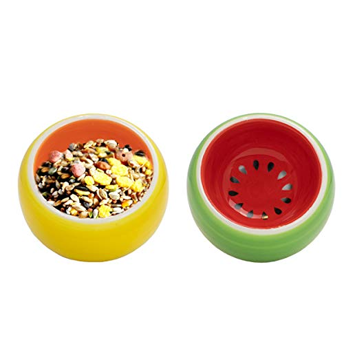 Ferrets Water Bowl Ceramic