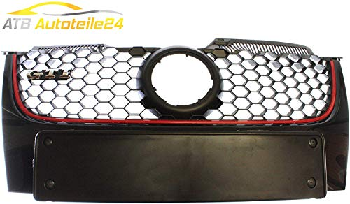 Radiator grille front grille cover grille voor Golf V 5 1K1 1K0853651E