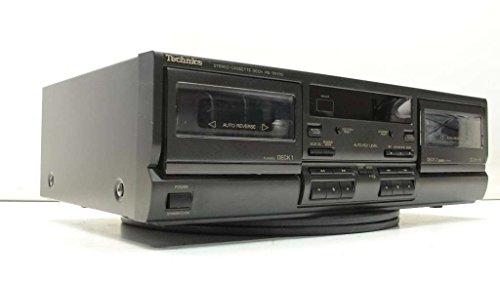 Technics RS-TR170 Dual AUTO Reverse Cassette Deck