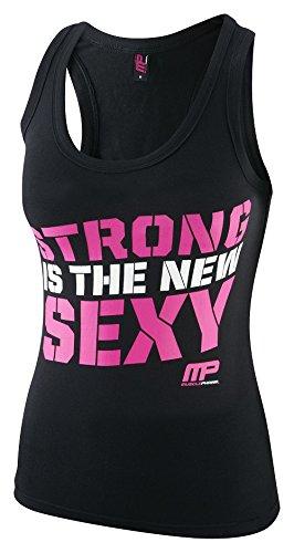 Preisvergleich Produktbild Muscle Pharm Women'Printed s Vest,  schwarz