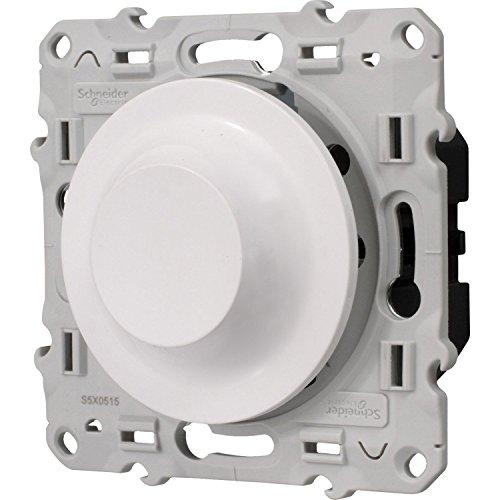 Schneider Electric SC5S520512 Odace Universaldimmer Weiße LED 4 00W